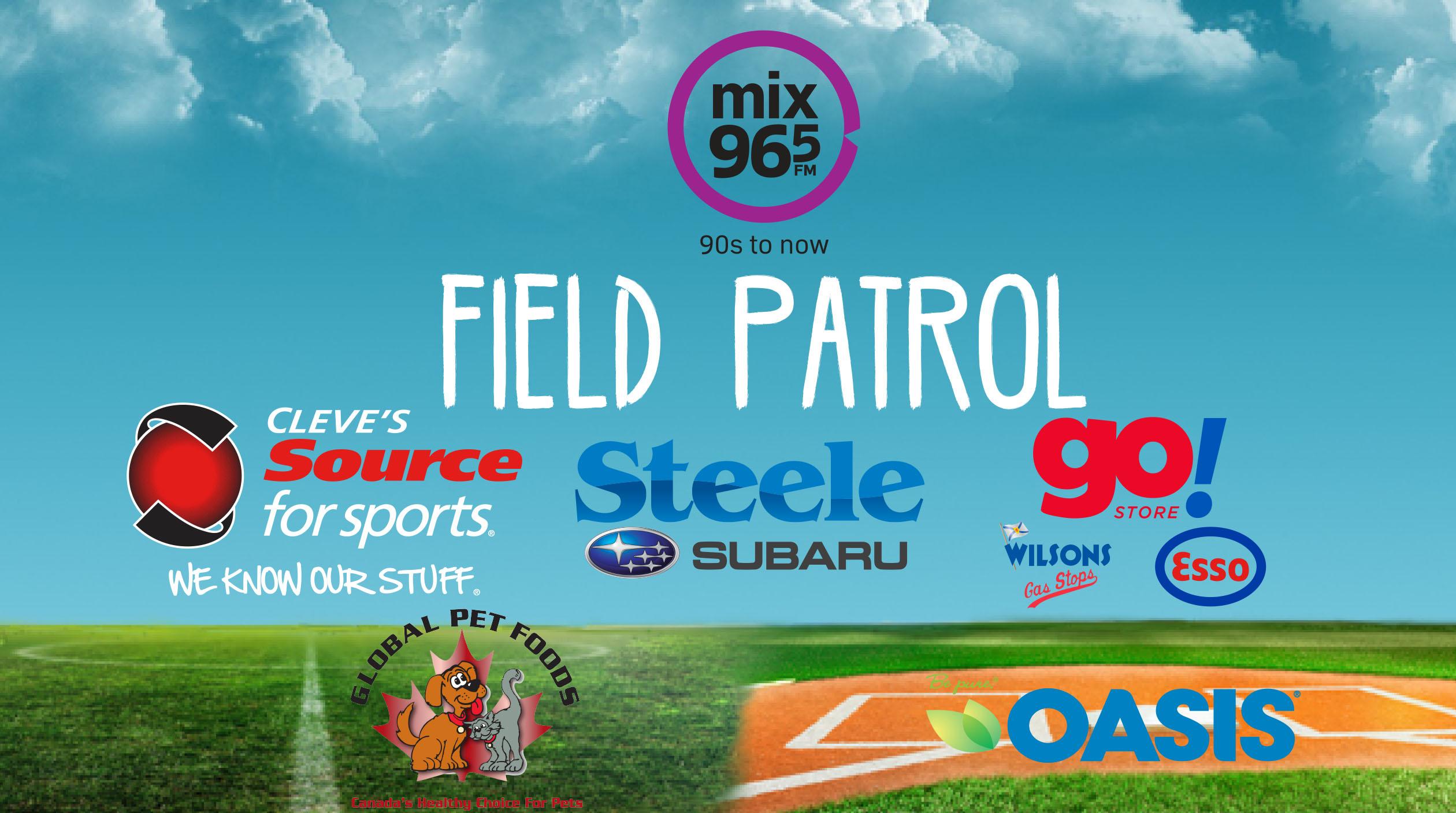 Mix 96-5's Field Patrol