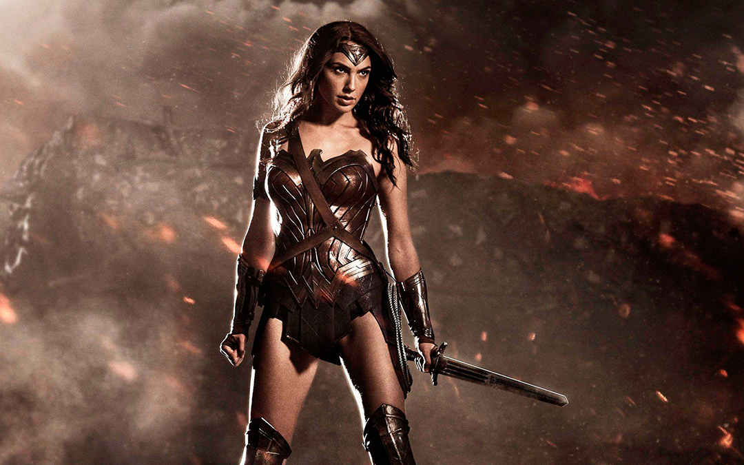Dudes Are Upset Over a 'Women's Only' Wonder Woman Screening