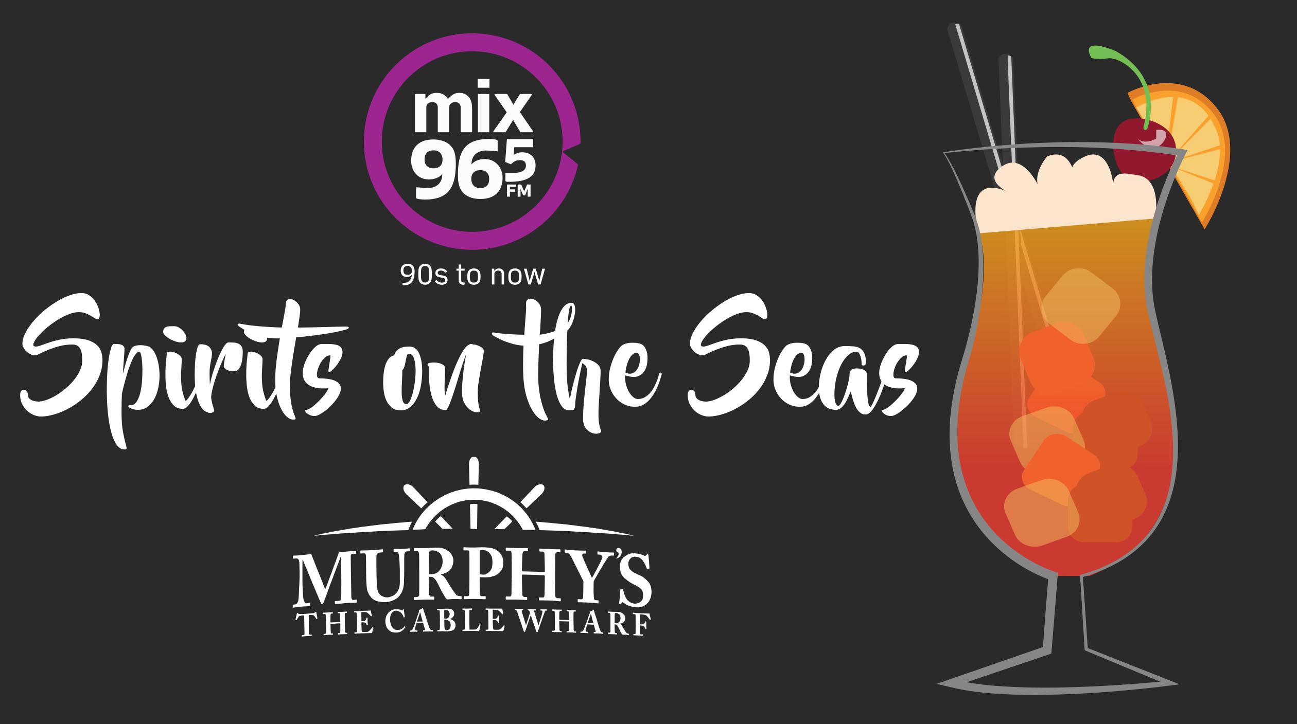 Mix 96-5 Spirits on the Seas