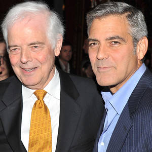 Grampy Clooney Dishes on the Twins