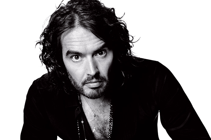 Did Russell Brand Get Hitched?