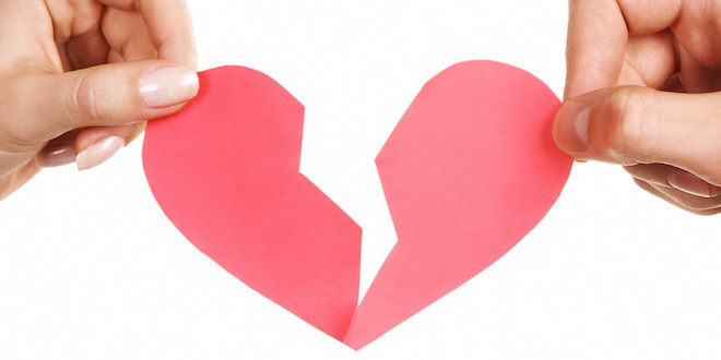 We Share Some Cheesy (But True!) Break-Up Advice