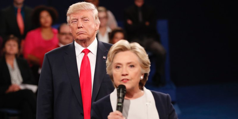 """Hillary Clinton Opens Up About """"Creep"""" Donald Trump"""