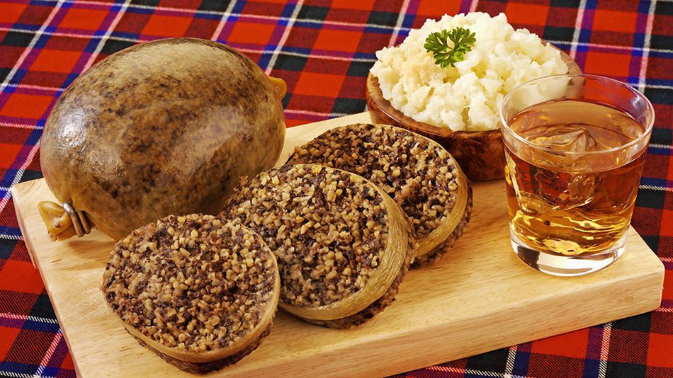 Welcome to Canada, Haggis!