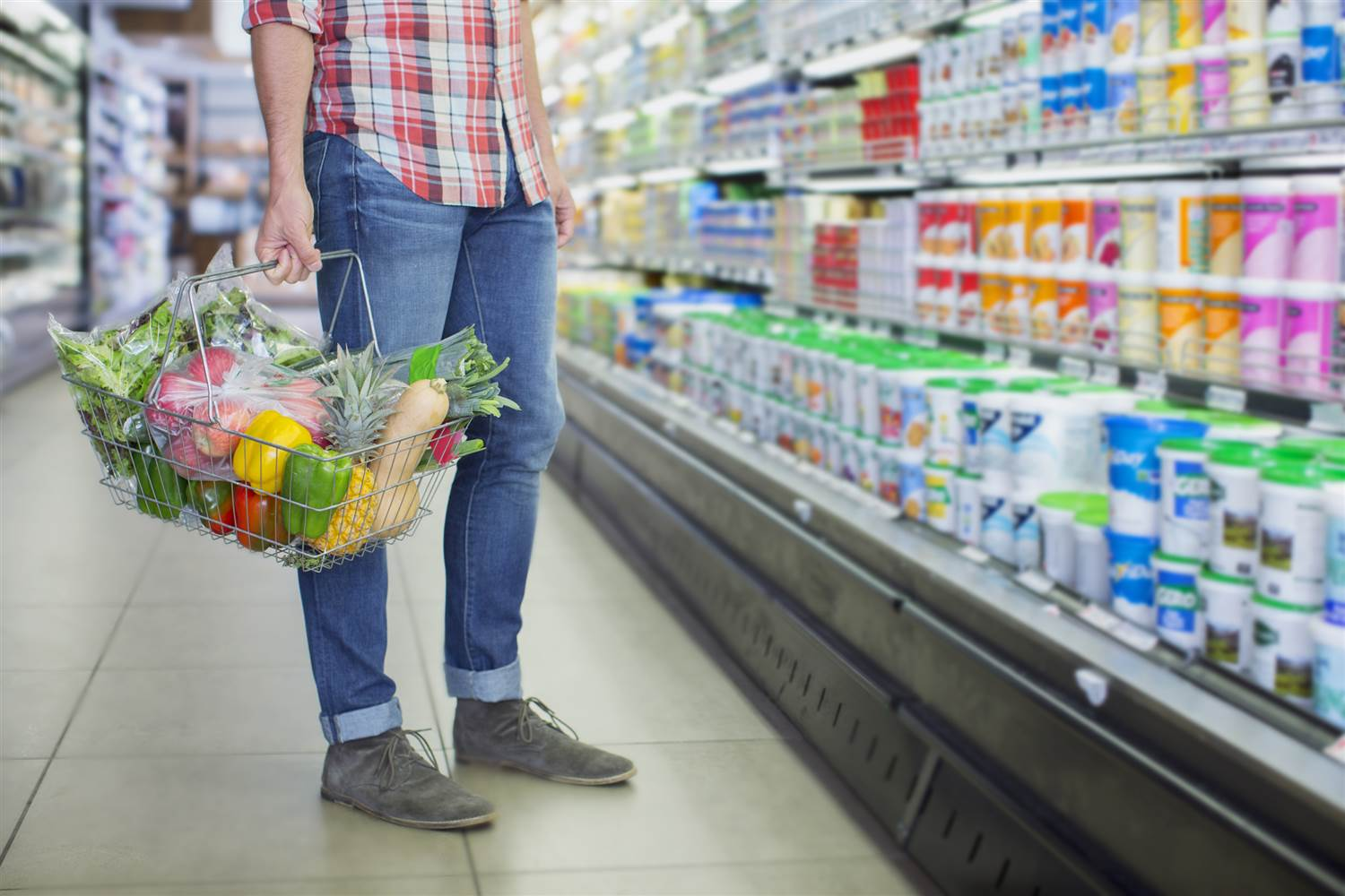 How Much Should You Spend on Groceries?
