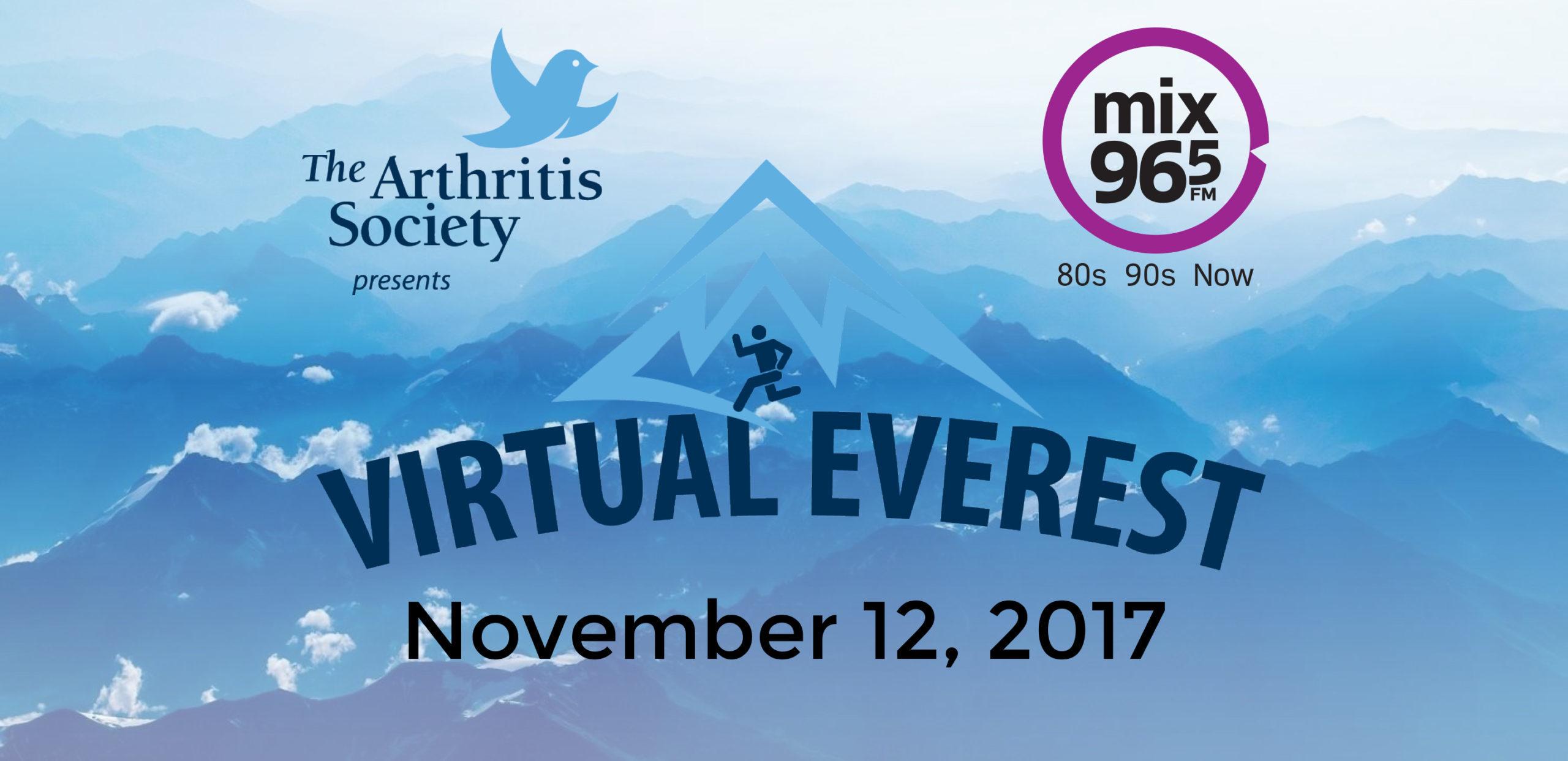Virtual Everest Update!
