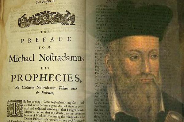 Nostradamus Predictions for 2018