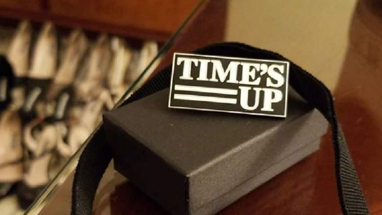 Most Male Celebs Who Wore the 'Time's Up' Pin Didn't Donate to Time's Up