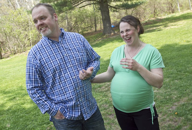Couple with 13 Sons Expecting 14th Child