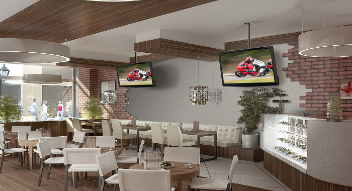 Should Non-Sports Bars Have TVs?
