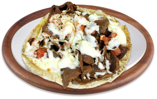 Could You Take the 6 Pound Donair Challenge?