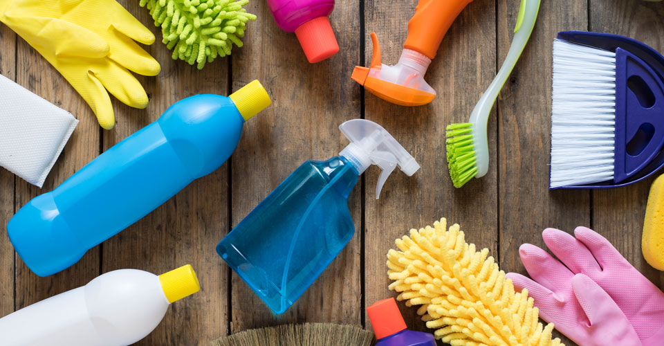 First Day of Spring Spring Cleaning Hacks