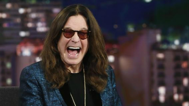 Ozzy lists his favorite albums