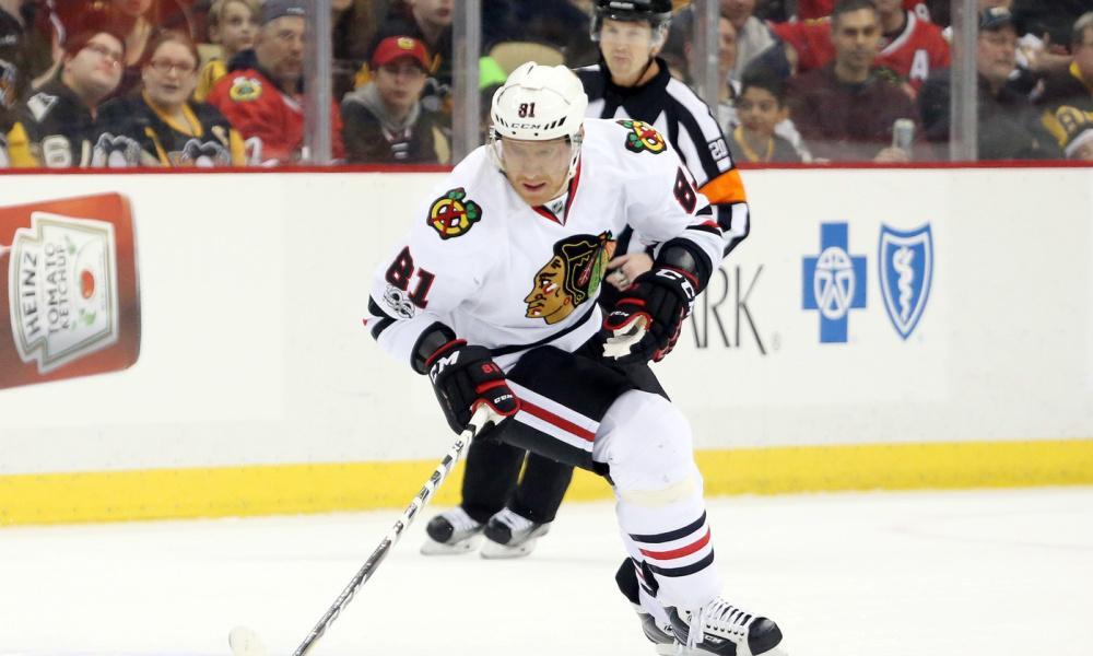 Blackhawks Star Marian Hossa Has Severe Allergy to Hockey Equipment, May Have to Retire