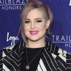 Kelly Osbourne Blames Starbucks for Forcing Her to Pee Herself During Gay Pride Parade