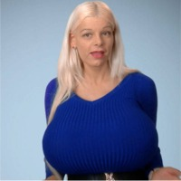 Woman with 'Largest Pair of Breast Implants' in Europe Wants 'Huge' Butt to Match