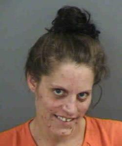Woman Hid Meth in her Buttocks, Deputies Say