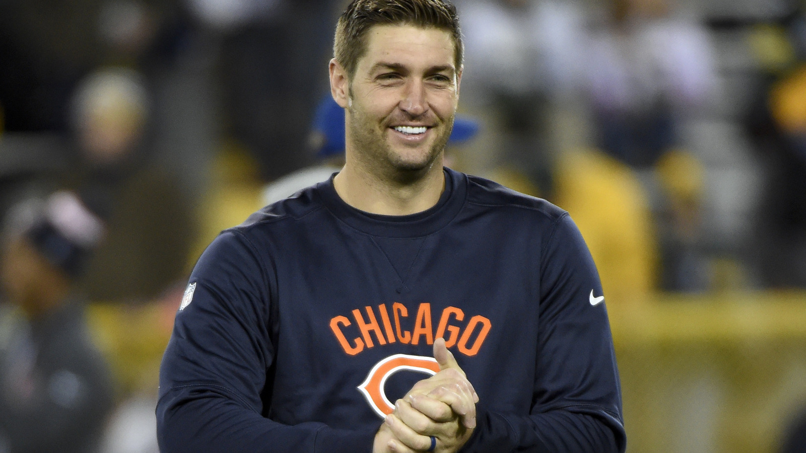 Jay Cutler to Call Chicago Bears Game in Booth Debut