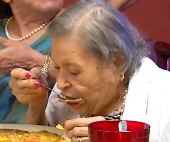 110-Year-Old Texas Woman's Family Credits Spicy Diet