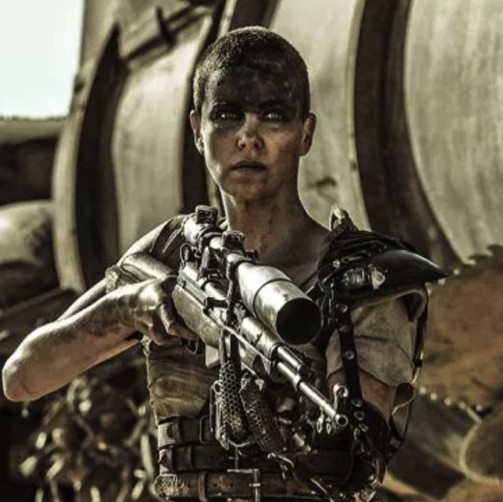 Charlize Theron Says Script for MAD MAX Prequel Is Ready to Go