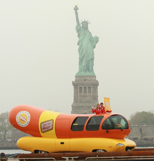 Oscar Mayer Is Hiring Weinermobile Drivers