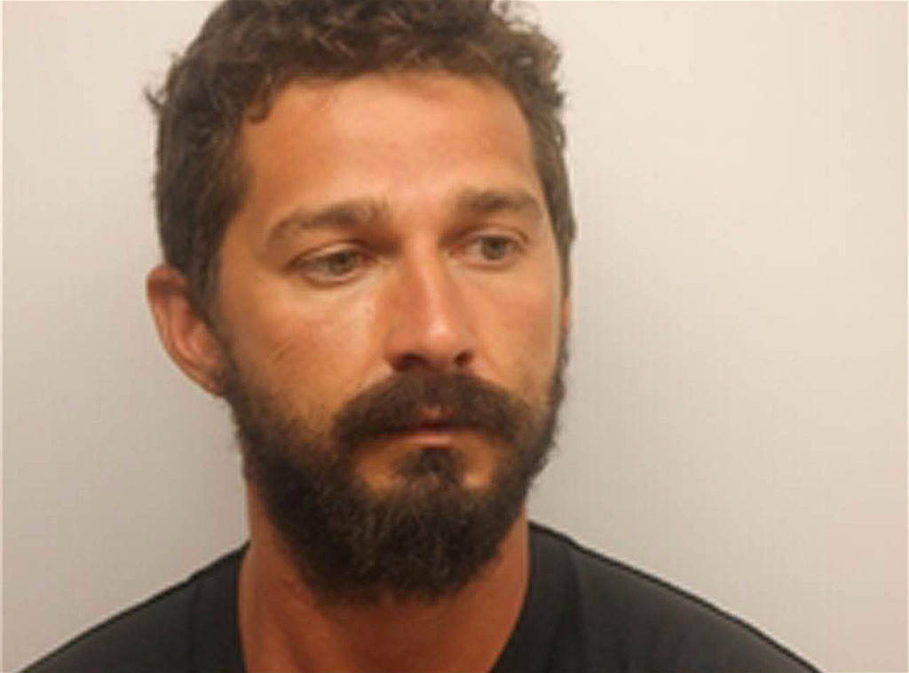 Watch Shia LaBeouf's Explicit Arrest Video: 'I'm a F---ing American'