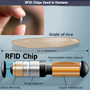 Would you allow your employer to RFID chip you?  Me no way!