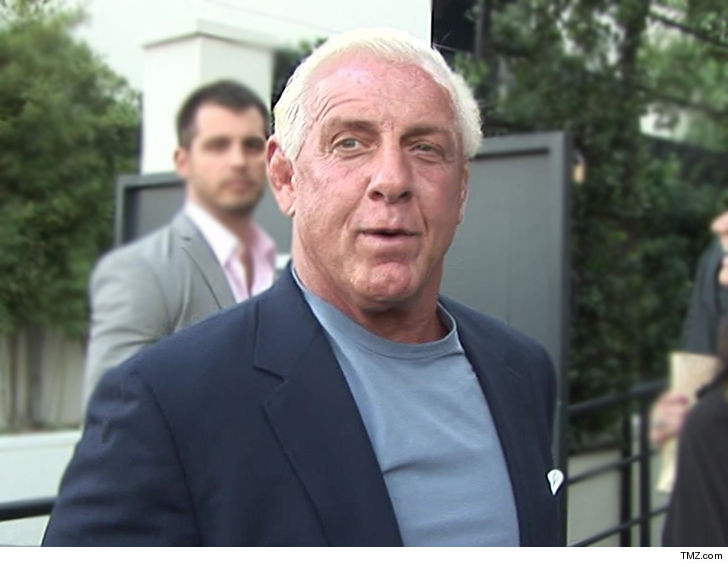 Ric Flair's Fiance Says He Is in Critical Condition with 'Multiple Organ Problems'