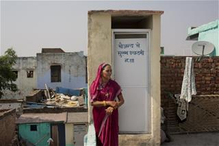 Judge in India Rules Wife Can Divorce Hubby Who Won't Install Toilet