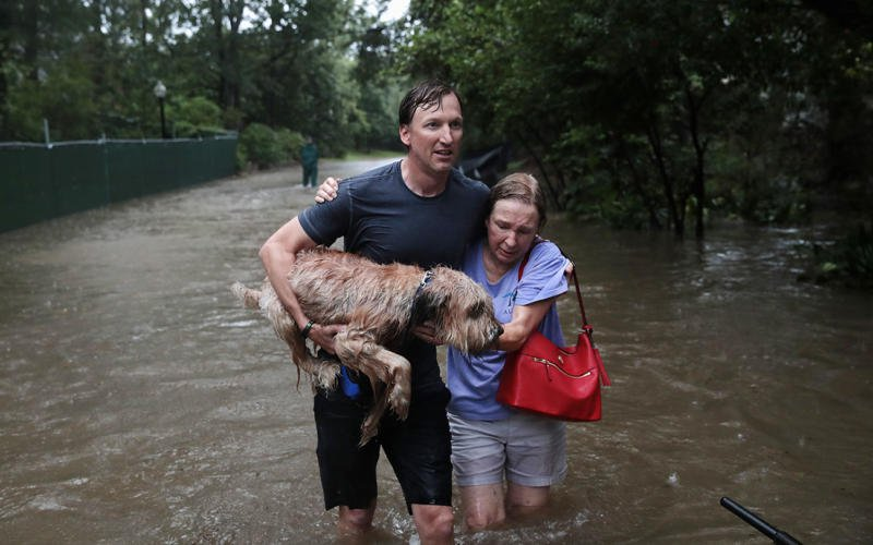 Here Are Ways You Can Help People During Hurricane Harvey