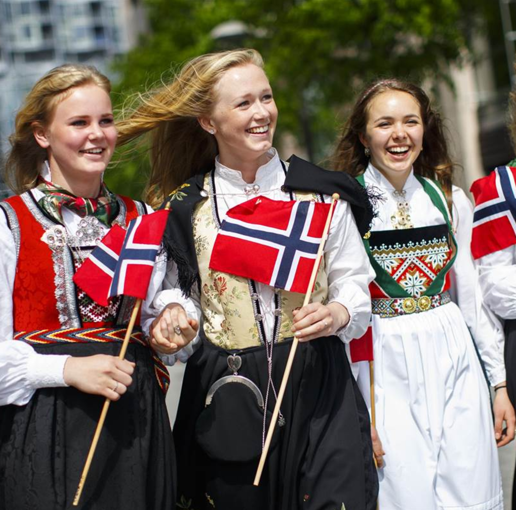 Norway Named the Happiest Country in the World