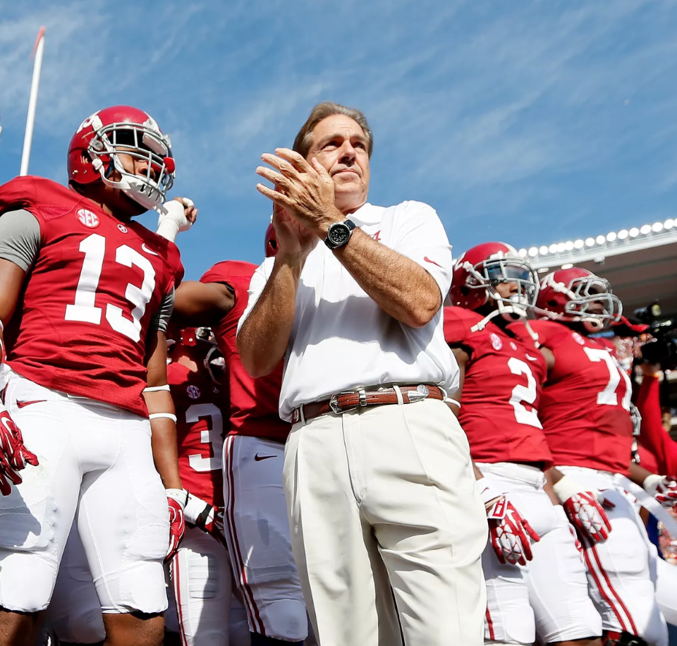 Alabama is No. 1 in College Football Preseason AP Poll, Ohio State Comes in at No. 2