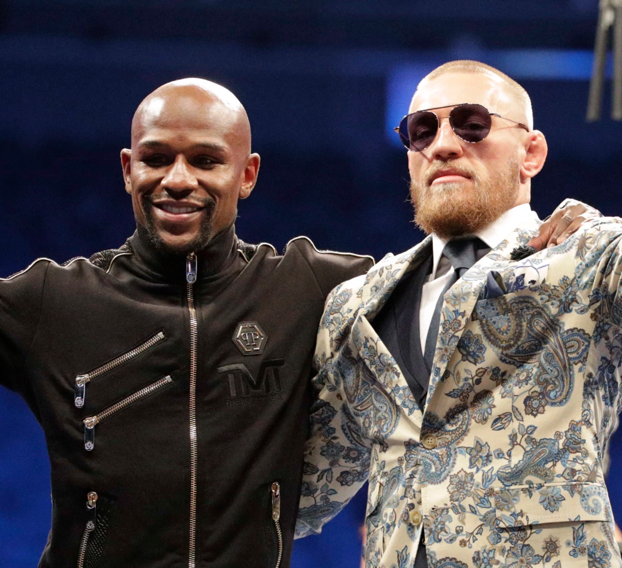 Recapping the Outcome of 10 Mayweather-McGregor Prop Bets