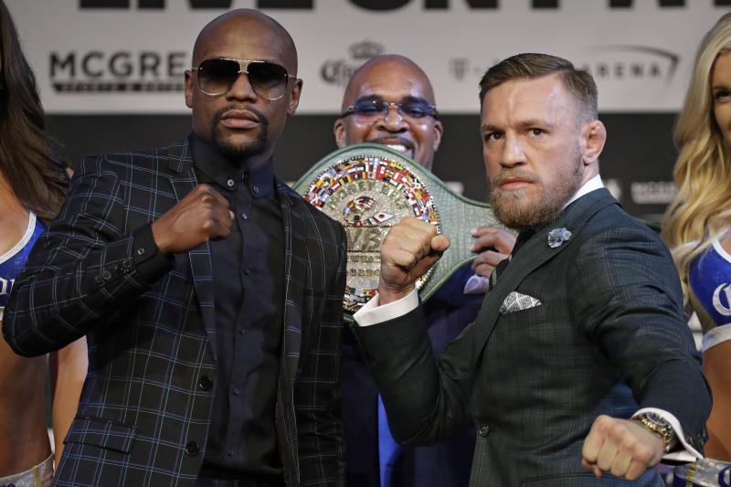100 Boxing Doctors Say McGregor Is Not Safe Fighting Mayweather