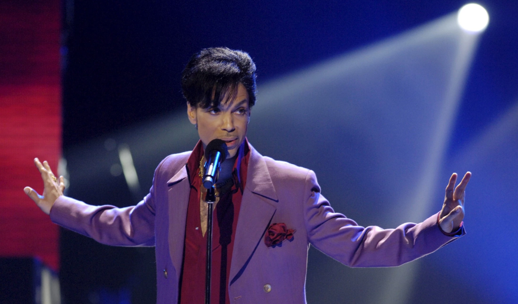New Shade of Purple Created in Honor of Prince
