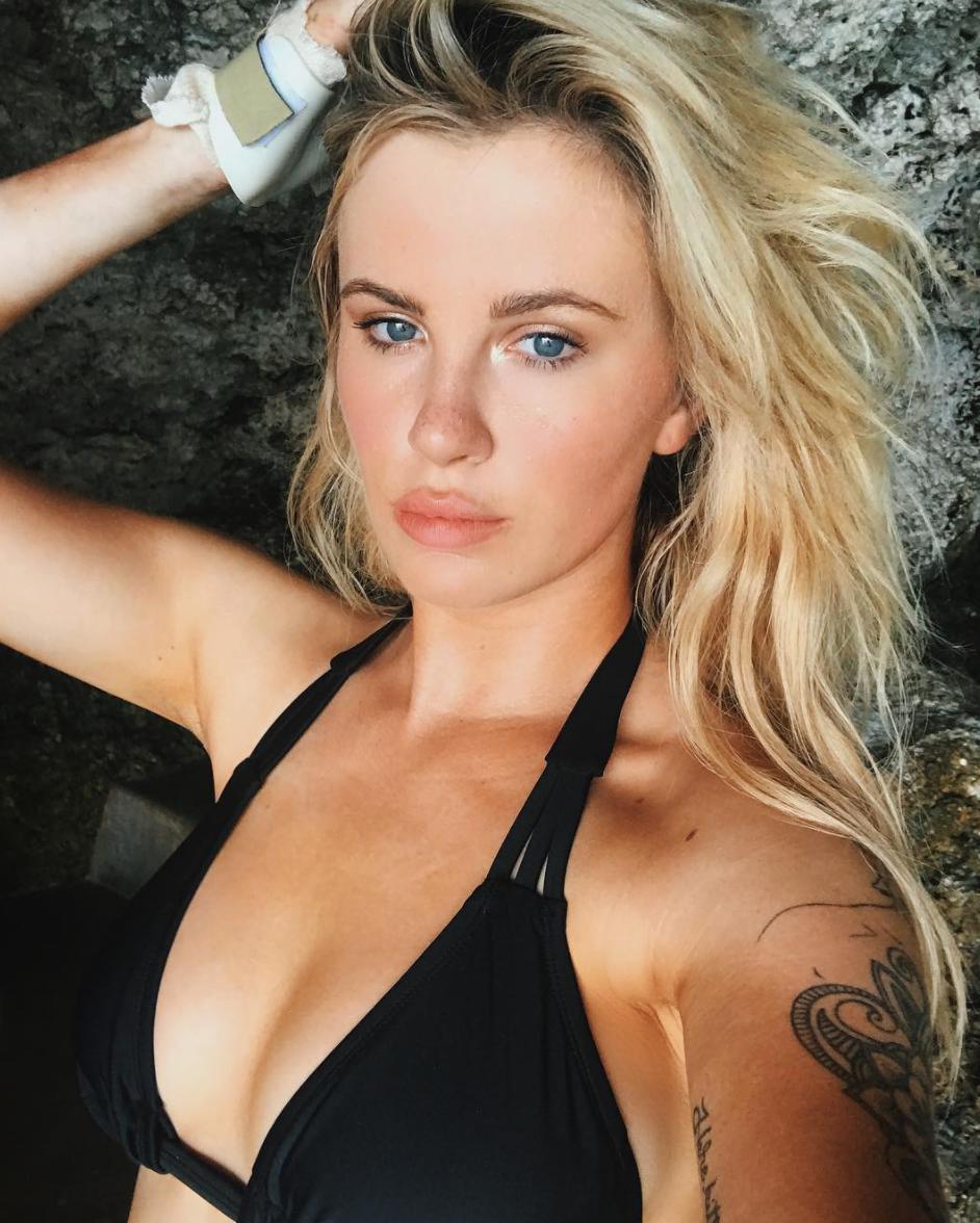 Ireland Baldwin Looks Asstastic in Bare Booty Instagram Snaps (NSFW)
