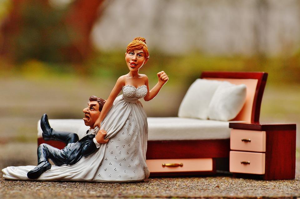Bride Pulls Gun on New Hubby