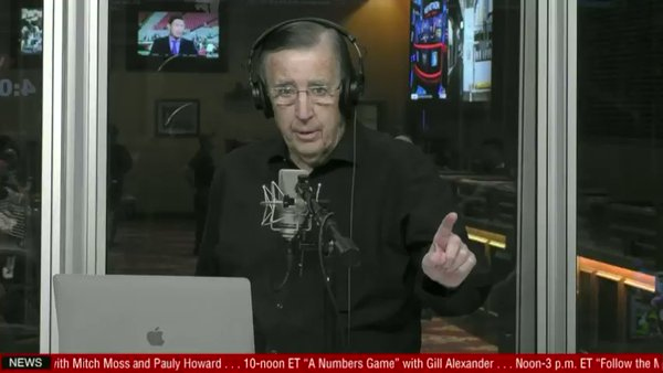 Brent Musburger is Not a Fan of Tony Romo's Commentary: 'Stop the Hype'