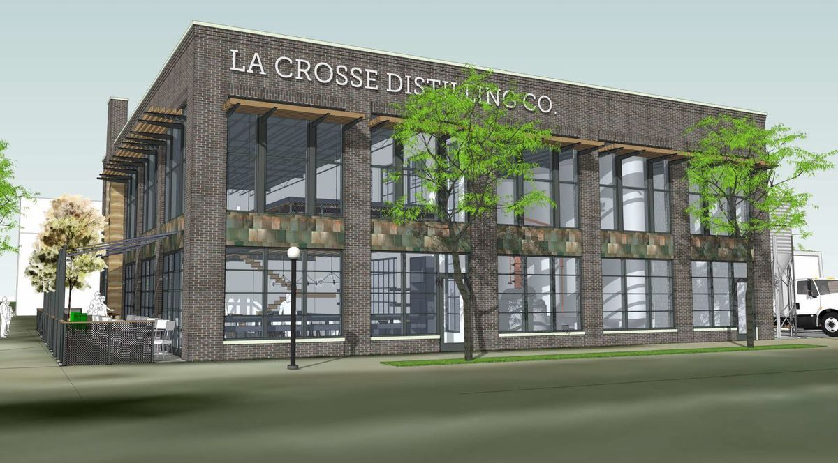 New craft distillery planned for downtown La Crosse