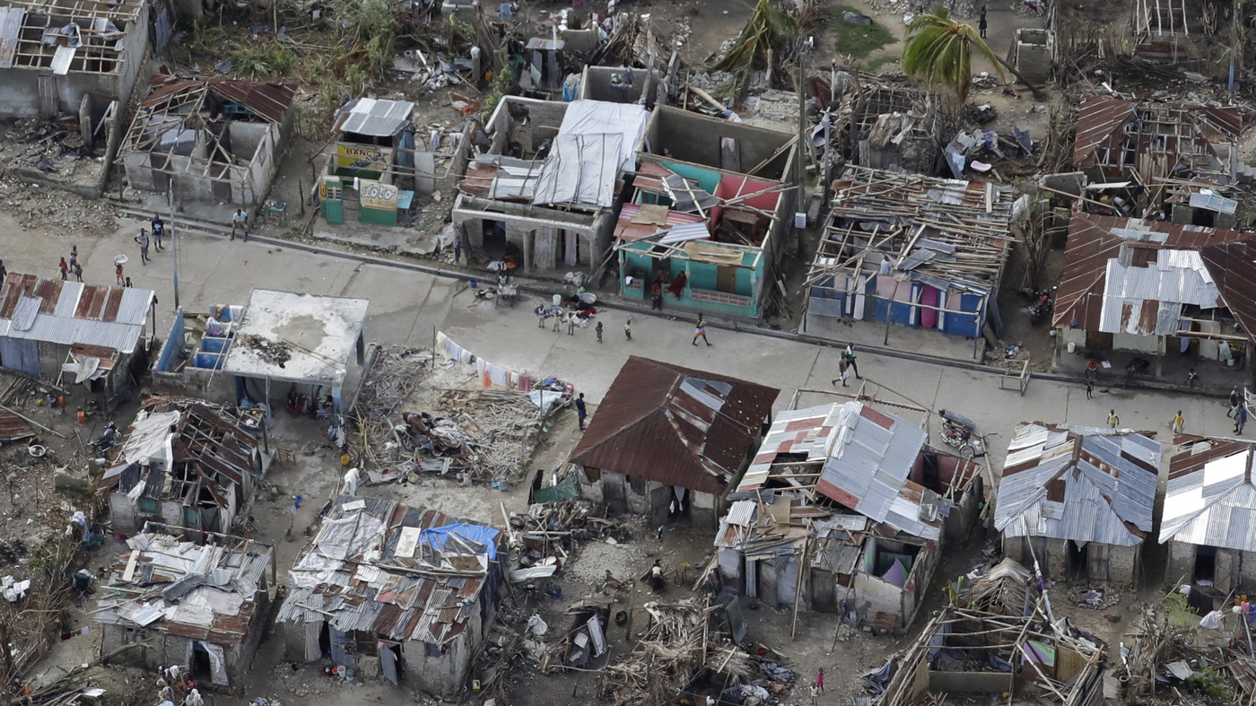 Can we overcome the natural disasters that have hit North America?