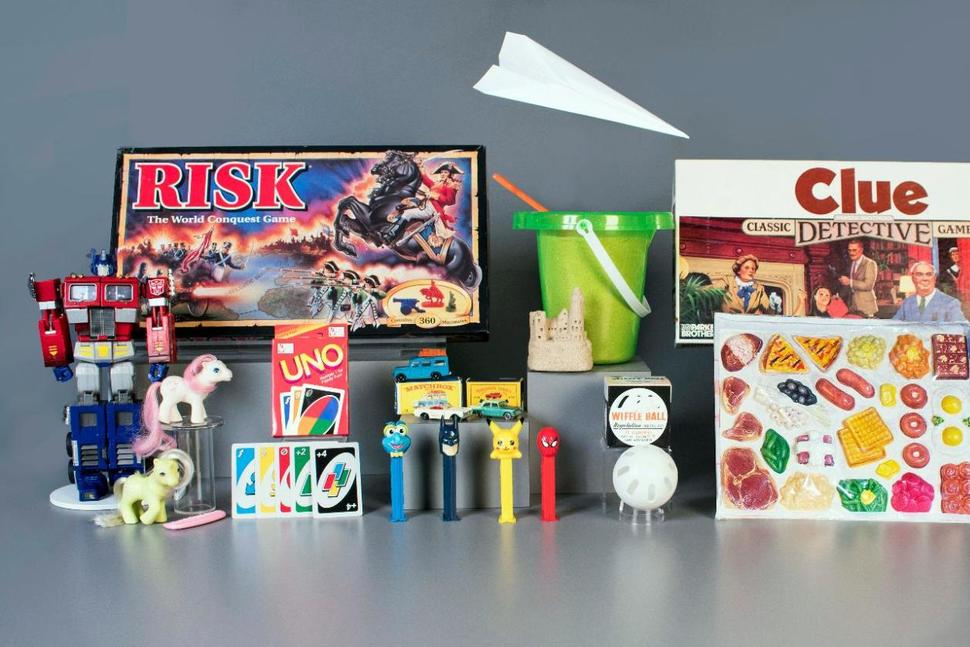 Pez, Paper Airplane, Sand Among 12 Finalists for Toy Hall of Fame