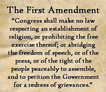 STUDY: 37% of Americans Don't Know What the First Amendment Does