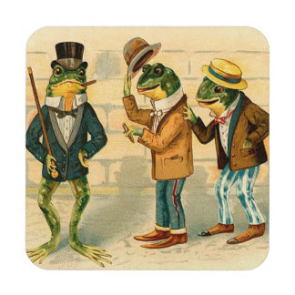 18th Century Scientists Once Dressed Frogs in Tiny Pants to Study Reproduction