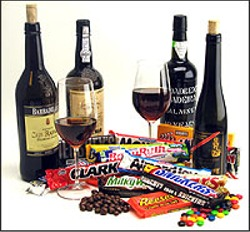 The Best Wines to Pair With Your Halloween Candy
