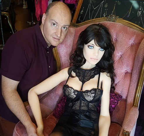Man Claims Sex Robot Cured His Erectile Dysfunction