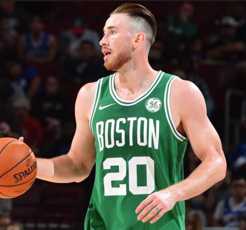 Gordon Hayward Suffers Horrific Injury Minutes Into Celtics Career [GRAPHIC VIDEO]
