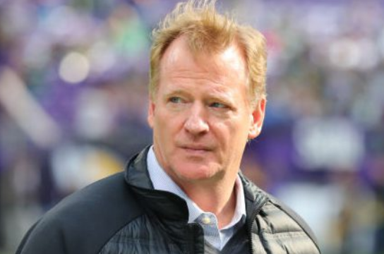 Roger Goodell: NFL Will 'Encourage,' But Not Force, Players to Stand