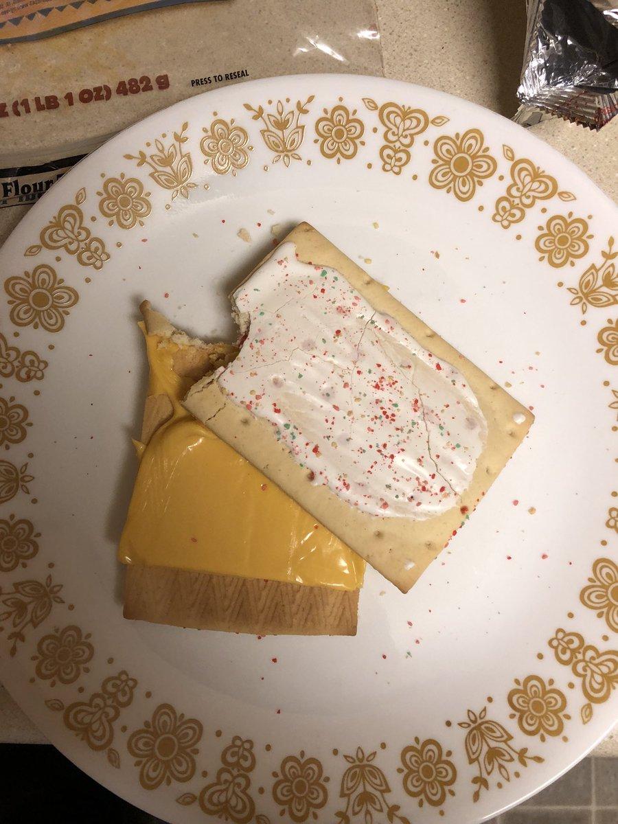 Iowa State U Police Get Involved in Pop Tart/Cheese Monstrosity