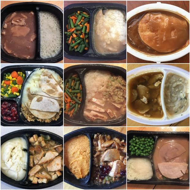 9 Frozen Thanksgiving Turkey TV Dinners, Ranked
