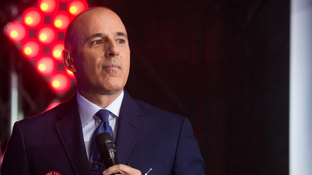 Matt Lauer Accused of Sexual Harassment by Multiple Women